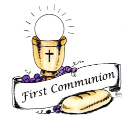 first communion image