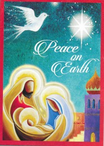This Christmas Encourage unity in your family Reconcile your differences Visit the sick and elderly Welcome a stranger Pray and listen in the quiet