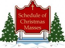 schedule-of-christmas-masses